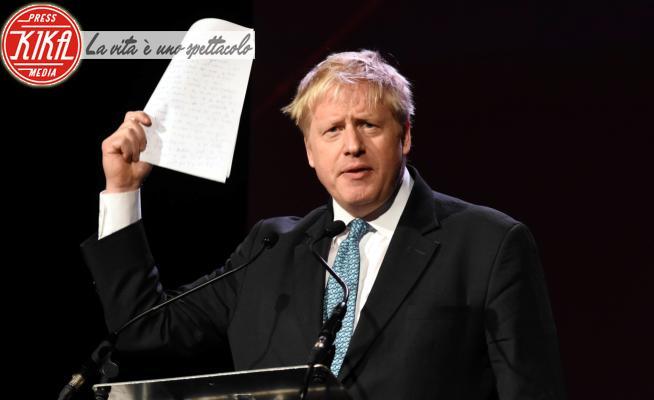 Boris Johnson - Dublino - 10-01-2019 - Anche Boris Johnson ha il coronavirus