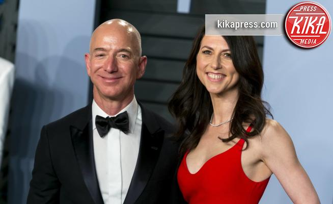 Beverly Hills - 04-03-2018 - Jeff Bezos & co: i divorzi piu' costosi dello showbiz