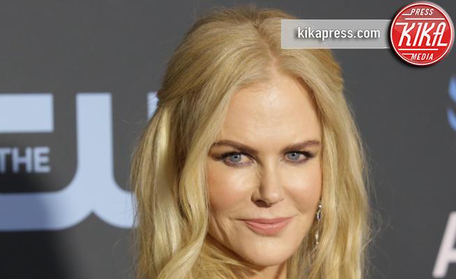 """Nicole Kidman - Los Angeles - 13-01-2019 - Kidman: """"I miei figli? Hanno scelto Scientology e mi va bene"""