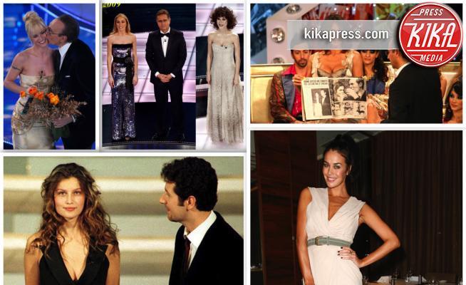 Festival di Sanremo, ricordiamo le ex vallette