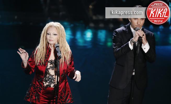 06-02-2019 - Patty Pravo a Sanremo: la musica non parte, lei si indispettisce