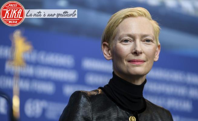 Tilda Swinton - Berlino - 12-02-2019 - Venezia 2020, a Tilda Swinton il Leone d'oro alla carriera