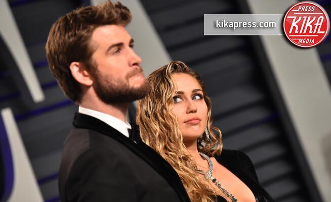 Liam Hemsworth, Miley Cyrus - Beverly Hills - 24-02-2019 - Divorzio Cyrus Hemsworth, il lungo post della cantante