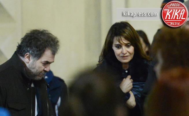 Petra Delicado, Paola Cortellesi - Genova - 06-03-2019 - Paola Cortellesi: il nuovo Montalbano è donna