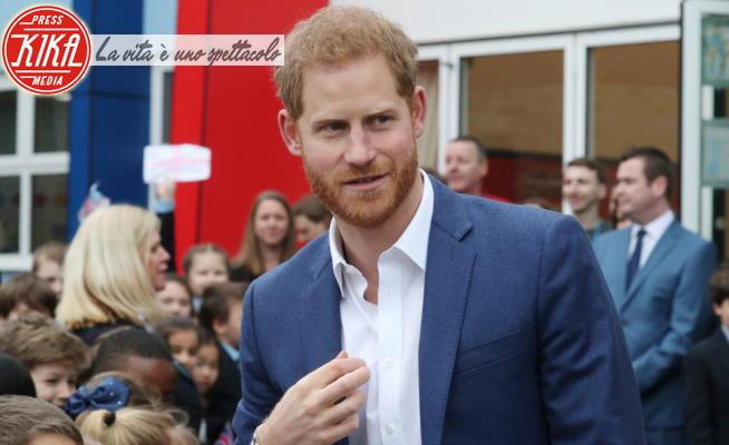 Principe Harry - Londra - 20-03-2019 -