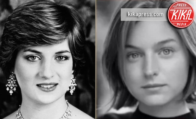 Emma Corrin, Lady Diana - 10-04-2019 - The Crown trova la sua Lady Diana: è Emma Corrin