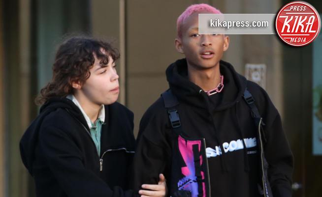 Odessa Adlon, Jaden Smith - Calabasas - 15-04-2019 - Jaden Smith, ma quale gay: una ragazza gli fa cambiare idea