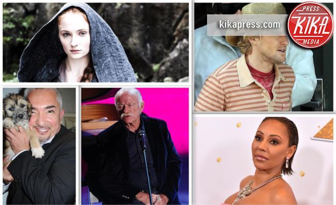 Autolesionismo da star, da Gino Paoli a Sophie Turner