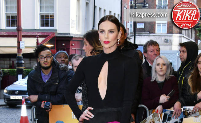 Charlize Theron - Londra - 25-04-2019 - Theron shock: