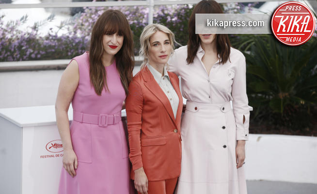 Anne Elizabeth Bosse, Nancy Grant, Monia Chokri - Cannes - 15-05-2019 - Cannes 2019: il photocall di La femme de mon frère