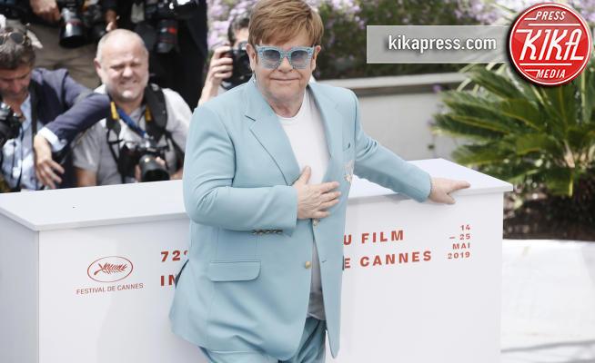 Elton John - Cannes - 16-05-2019 - Cannes 2019: Elton John infiamma la Croisette con Rocketman
