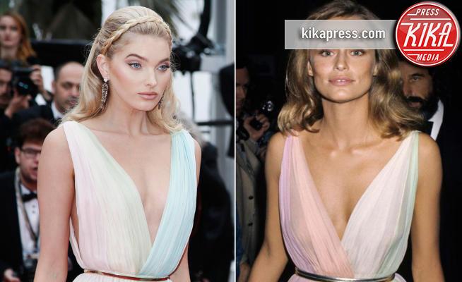 Elsa Hosk, Lauren Hutton - 21-05-2019 - Cannes 2019: Elsa Hosk e Lauren Hutton, chi lo indossa meglio?