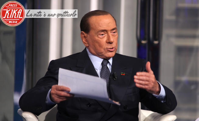 Silvio Berlusconi - Roma - 21-05-2019 - Silvio Berlusconi ricoverato a Monaco: