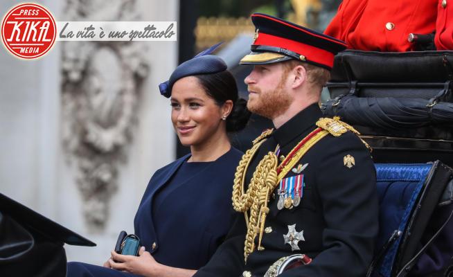Meghan Markle, Principe Harry - Londra - 08-06-2019 - Meghan Markle in tribunale: i Reali non mi hanno protetto