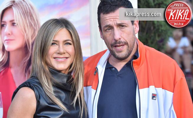 Adam Sandler, Jennifer Aniston - Westwood - 10-06-2019 - Adam Sandler e Jennifer Aniston ancora insieme!