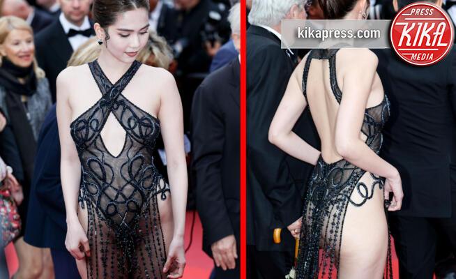 Ngoc Trinh - 12-06-2019 - Cannes, modella multata dal Governo perché troppo sexy