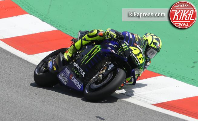 Valentino Rossi - Montmelo - 14-06-2019 - MotoGp Monster Energy di Catalogna: le prove libere
