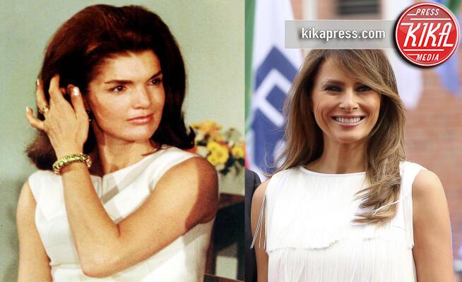 Melania Trump, Jacqueline Kennedy - 19-06-2019 - Melania è la nuova Jackie: Trump lo dice, voi siete d'accordo?