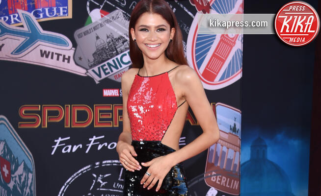Zendaya Coleman - Hollywood - 26-06-2019 - Spiderman far from home: la premiere mondiale al Chinese Theatre