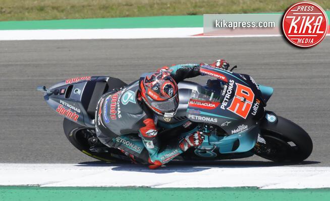 fabio Quartararo - Assen - 29-06-2019 - Moto GP d'Olanda, ad Assen Quartararo in pole