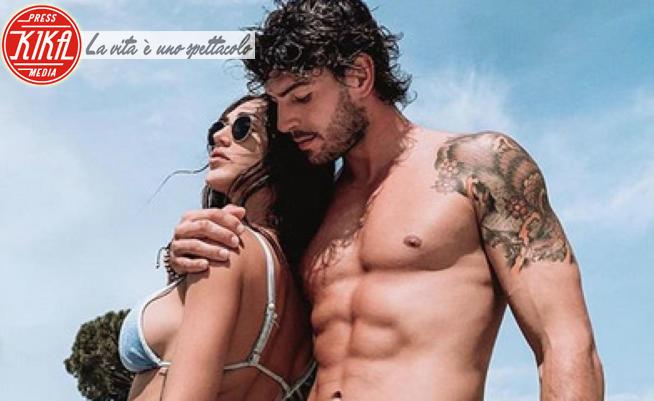Ignazio Moser, Cecilia Rodriguez - Milano - 09-07-2019 - Ignazio Moser: