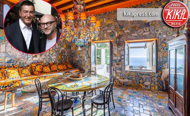 Gabbana - 06-06-2019 - Dolce e Gabbana vendono la splendida villa di Stromboli