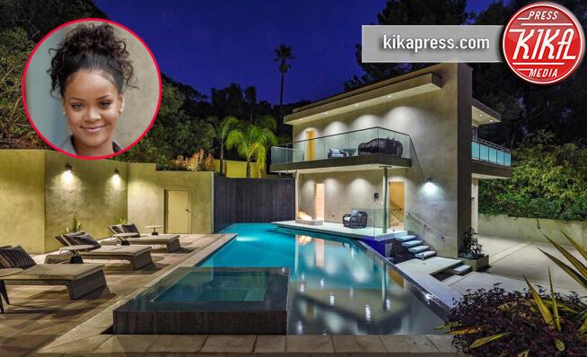Villa Rihanna - Hollywood - 30-07-2019 - Sognate di vivere come una star? Rihanna affitta la sua villa