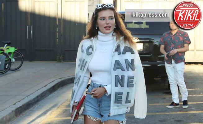 Bella Thorne - Los Angeles - 31-12-2000 - Bella Thorne, addio Disney: oggi è regista di film per adulti