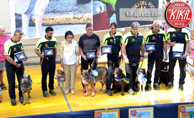Premio Fedeltà del Cane Camogli - Camogli - I cani
