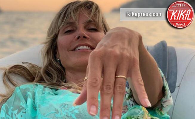 Heidi Klum - Positano - 20-08-2019 - Heidi Klum show, la bollente luna di miele italiana