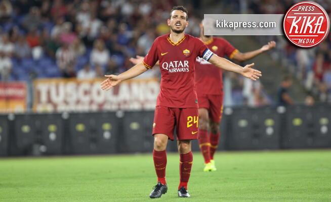 Alessandro Florenzi - Roma - 25-08-2019 - Roma-Genoa 3-3, i giallorossi rimontati tre volte