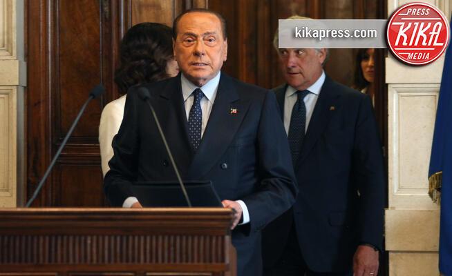 Silvio Berlusconi - Roma - 30-08-2019 - Berlusconi: