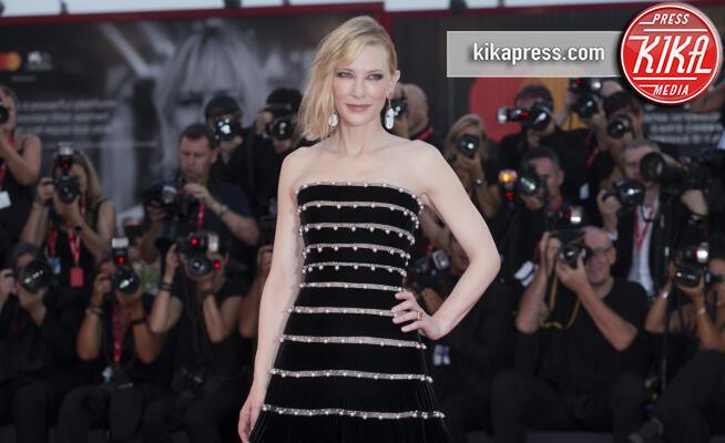 Cate Blanchett - Venezia - 31-08-2019 - Venezia 76: Cate Blanchett splende sul red carpet di Joker