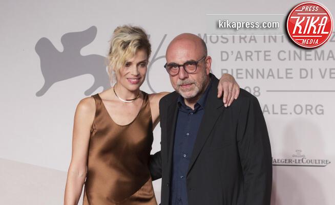 Paolo Virzì, Micaela Ramazzotti - Venezia - 31-08-2019 - Venezia 76: Ramazzotti-Virzì, l'amore sul red carpet di Vivere