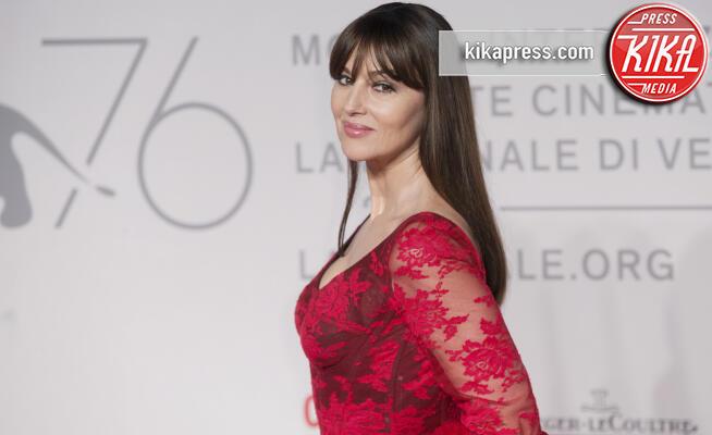 Monica Bellucci - Venezia - 31-08-2019 - Venezia 76: Monica Bellucci, signora in rosso di Irréversible
