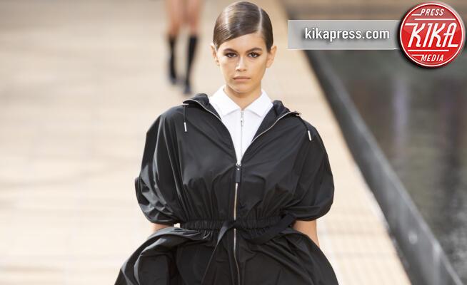 Sfilata Longchamp, Kaia Gerber - New York - 09-09-2019 - New York Fashion Week, la sfilata Longchamp