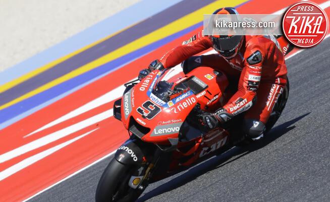 Danilo Petrucci - Rimini - 13-09-2019 - Moto Gp Misano: Vinales in pole position