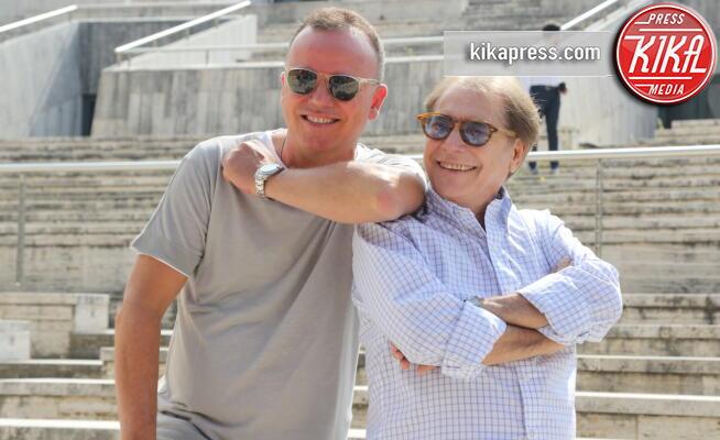 Nino D'Angelo, Gigi D'Alessio - Napoli - 18-09-2019 - Gigi D'Alessio-Nino D'Angelo, la prima volta insieme sul palco