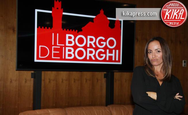 Camila Raznovich - Roma - 19-09-2019 - Camila Raznovich alla scoperta del Borgo dei Borghi