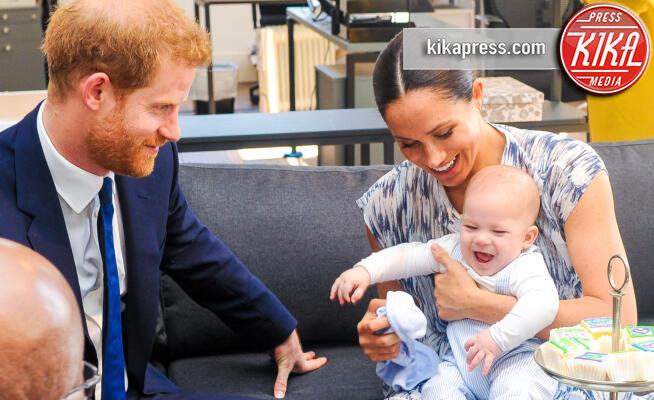 Meghan Markle, Archie Montgomery, Principe Harry - Città del Capo - 25-09-2019 - Archie Harrison, le prime foto in Sudafrica