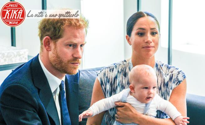 Meghan Markle, Archie Montgomery, Principe Harry - Città del Capo - 25-09-2019 - Harry e Meghan senza pace: sbugiardati e presi in giro!