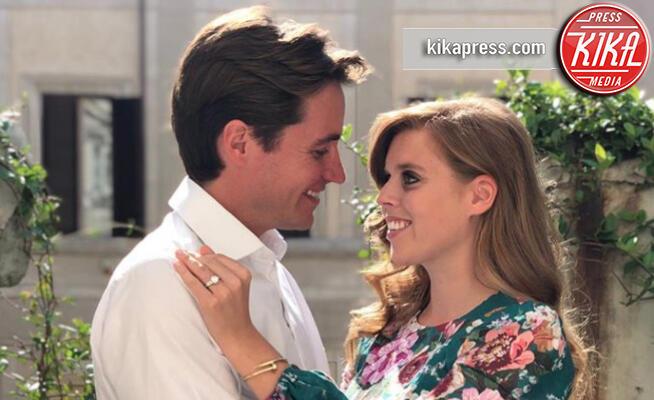 Edoardo Mapelli Mozzi, Principessa  Beatrice di York - Londra - 26-09-2019 - Beatrice di York, lo scandalo del padre Andrea investe le nozze