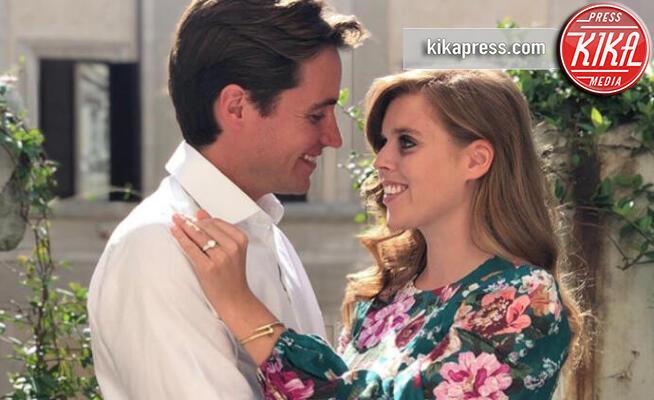 Edoardo Mapelli Mozzi, Principessa  Beatrice di York - Londra - 26-09-2019 - Beatrice di York sposa Edoardo Mapelli Mozzi: è ufficiale