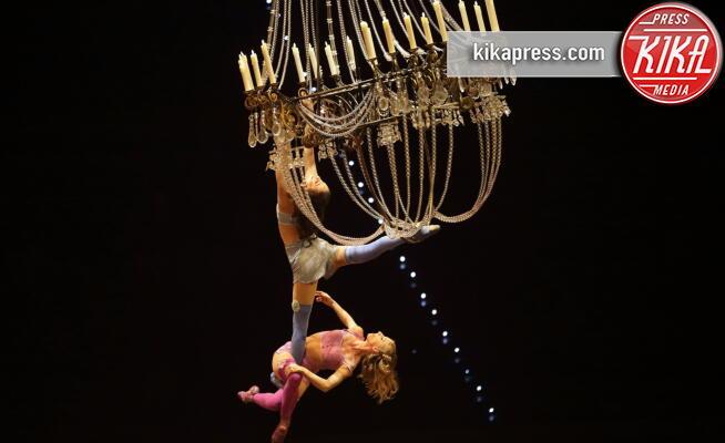 Cirque du Soleil - Torino - 26-09-2019 - Torino, la premiere europea di Corteo del Cirque du Soleil