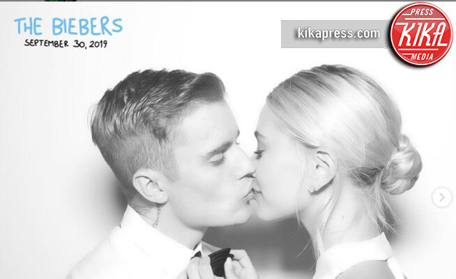 Hailey Baldwin, Justin Bieber - 01-10-2019 - The Biebers: Justin e Hailey Baldwin sono marito e moglie