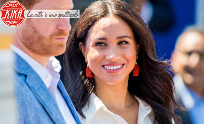 Duke of Sussex, Duchess of Sussex, Meghan, Prince Harry, Meghan Markle - Johannesburg - 02-10-2019 - Auguri Meghan Markle! Attivista o... arrivista?