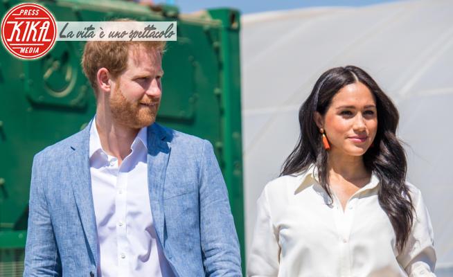 Duke of Sussex, Duchess of Sussex, Meghan, Prince Harry, Meghan Markle - Johannesburg - 02-10-2019 - Meghan e Harry, prima il secondo figlio poi il divorzio?