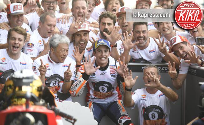Marc Marquez - Buriram - 06-10-2019 - MotoGp: Marc Marquez è sei volte campione del mondo