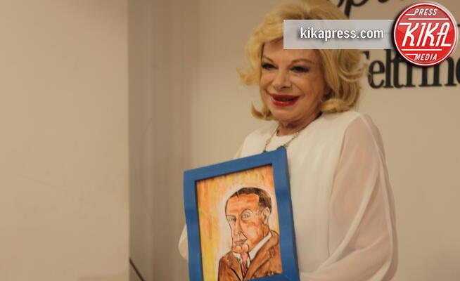 Sandra Milo - Napoli - 07-10-2019 - ll corpo e l'anima, Sandra Milo si racconta in un libro