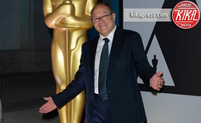 Carlo Verdone - Roma - 09-10-2019 - Oscar: l'Academy celebra Servillo, Giannini, Garrone e Verdone